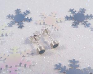 Zilveren oorbelstekertjes